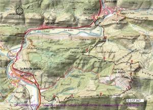 Cueton San Mateo MAP