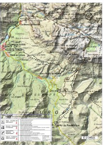 Pandetrave_Liordes_Asotín_P Valdeón map